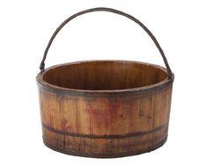 Antique Revival Vintage Clovis Bucket, Natural Antique Revival http://www.amazon.com/dp/B00BQKEMCK/ref=cm_sw_r_pi_dp_XAgWtb1Q9APGEM9D