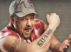 Larry the Cable Guy @ Winstar Casino - http://www.oklahomascasinos.com/events/larry-the-cable-guy-winstar-casino/