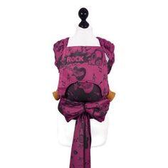 7c8f35257f6 Fidella Fly Tai - Rock N Rolla Pink Splash Baby Size