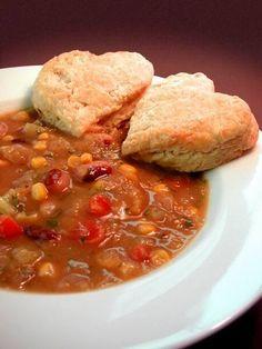 Native American Three Sisters Soup Recipe