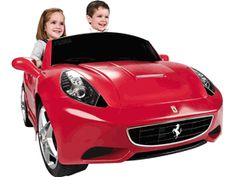 luxury toys luxury toy cars for kids feber ferrari california 12v car lollipopmoon