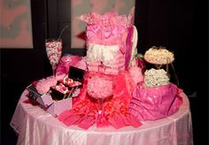 Candee By Sandee candy buffet. Legally Blonde The Musical cast party. Pink Candy Buffet, Fun Places To Go, Legally Blonde, Lisa, Wedding Vendors, Wedding Ideas, Candyland, Party Themes, Elle Woods