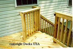 Need to build a deck gate before the baby comes.