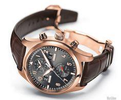 I own an IWC Spitfire Perpetual Calendar watch