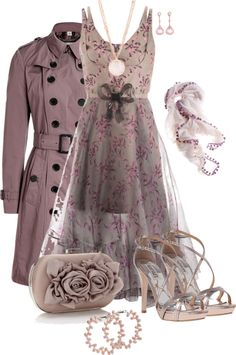 """""""Burberry"""" by corenna-obrien on Polyvore"""
