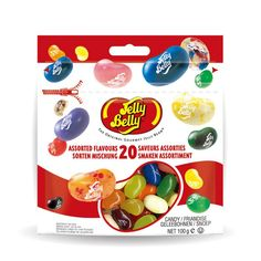 Jelly Belly 100g Harry Potter Strange Taste Beans Candy Snack \ Harry Potter Accessories