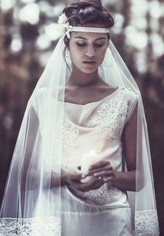 Laure-de-Dagazan-2013-Bridal-Collection-11. Read More - http://onefabday.com/laure-de-sagazan-wedding-dresses/