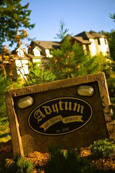 Adytum Sanctuary in Mossyrock, Washington for romantic, intimate wedding venues in a castle setting overlooking Lake Mayfield. www.adytumsanctuary.com