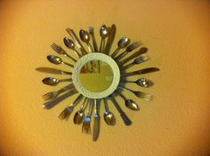 This looks fun!! Dollar store plate and silerware maybe:) great for the kitchen or dining room