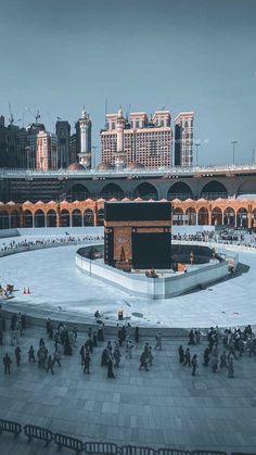 Islamic Images, Islamic Pictures, Islamic Art, Mecca Islam, Mecca Kaaba, Quran Wallpaper, Islamic Wallpaper, Black Aesthetic Wallpaper, Aesthetic Wallpapers