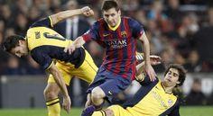 Vicente Calderon Jadi Neraka Untuk Barca Fc Barcelona, Champions, Reading, Sports, Tops, Club, Athlete, Hs Sports, Reading Books