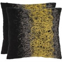 Dubios  Pillows (Set of Two)