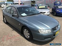 2005 Holden Commodore VZ Executive Grey Automatic 4sp A Sedan #holden #commodore #forsale #australia