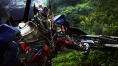 Transformers Age Of Extinction Optimus Prime Wallpaper