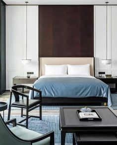 Stunning luxury interior design ideas from modern hotels. Lobby, bedroom, stairways and entryways, a room by room guide to finding inspiration with the best interior from world-renowned hotels.