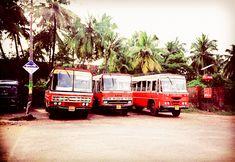 Kerala Buses