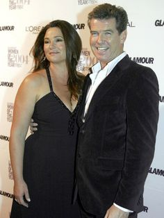 Pierce Brosnan: After playing an on-screen casanova for years, we are glad to know Hollywood actor Pierce Brosnan is a one-woman man in real life. After reports about his wife Keely Shaye Smith going through weight issues, what amazes us is the fact that Brosnan is truly in love with his woman for the past 10 years. Now that's sweet! :) #PattyonSite
