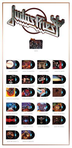 Album Art Icons: Judas Priest