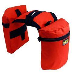 TrailMax Junior Pommel Bags -