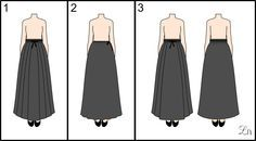 DIY: Falda de Baturra Diy, Regional, Skirts, Fashion, Folklore, Scrappy Quilts, Vintage Outfits, Zaragoza, Female Clothing