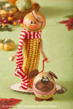 Für kreative Kids: Schöner bunter Bastel-Herbst – OZ-Verlag – Keep up with the times. Fall Festival Decorations, Clay Christmas Decorations, Easy Christmas Crafts, Halloween Crafts For Kids, Fall Crafts, Animal Crafts For Kids, Art For Kids, Diy Niños Manualidades, Pumpkin Decorating Contest