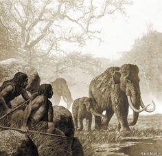 NOTICIAS DE PREHISTORIA - Prehistoria al Día -: Cazadores rápidos y precisos frente a cazadores por persistencia.