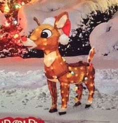 Rudolph the Red Nosed Reindeer Pre-lit Yard Art, Blinking Nose, 135 Lights Product Works http://www.amazon.com/dp/B00HMXSXES/ref=cm_sw_r_pi_dp_phpyub01F1MAK