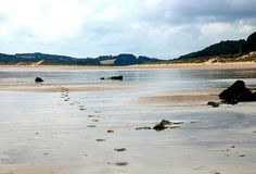 Oxwich Bay by qwertyuiop, via Flickr