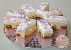Sweet Recipes, Cake Recipes, Hungarian Cake, Just Eat It, Nutella, Food And Drink, Sweets, Cookies, Sweet Pastries