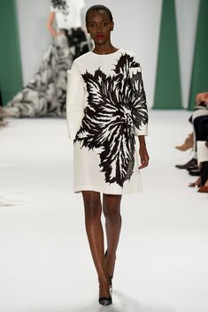 Spring 2015 Ready-to-Wear - Carolina Herrera