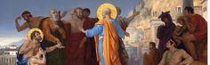"""Recordemos el pasaje de Isaías que Cristo leyó en la Sinagoga: """"El Espíritu del Señor está sobre mí, porque me ungió y envió a evangelizar a los pobres y predicar la redención a los cautivos"""". Es interesante entender por qué a los pobres y los cautivos. ¿No se puede evangelizar a una persona que no sea pobre ni cautiva? Para desentrañar este """"misterio"""" pensemos en una de las bienaventuranzas: """"Bienaventurados los pobres en espíritu, pues de ellos es el Reino de los Cielos""""."""