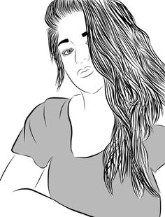 this will be deleted later.. drawn by me of @chambleyyyy and if you want one you can message me, I reply to all of them!  thanks to you i have an amazing outline