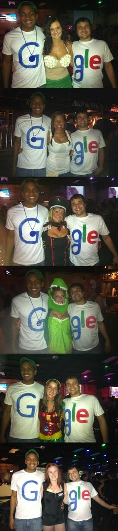 Guys From (or dress like) Google Are Pretty Smart