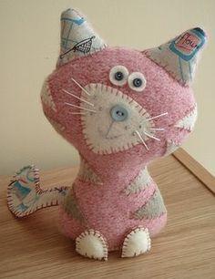 Коты- игрушки для подарков. Обсуждение на LiveInternet - Российский Сервис Онлайн-Дневников