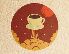 """Check out new work on my @Behance portfolio: """"Coffee launch"""" http://be.net/gallery/31961045/Coffee-launch"""