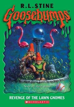 Goosebumps - Season 1, Episode 11: My Hairiest Adventure