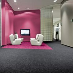 Tessera Commercial Carpet Tiles - Forbo Flooring Systems UK