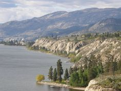 Naramata Bluffs Desert Climate, Selling Real Estate, My Town, British Columbia, Canada, World, Water, Travel, Outdoor