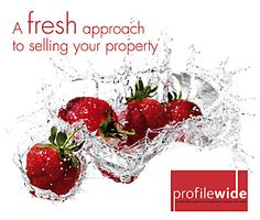 A bright fresh image to illustrate a fresh approach to selling your home