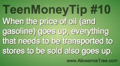 Economics -- transportation supply costs