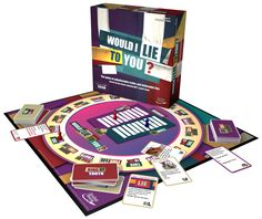 Would I Lie To You? Board Game: Debenhams: Amazon.co.uk: Toys & Games
