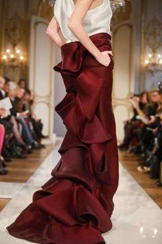 Christophe Josse  Haute Couture 2012