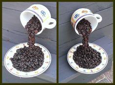 Kopje koffie :) Bonen versie :)