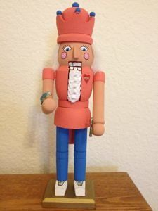 CLICK HERE TO PURCHASE from CustomNutcrackers.com. Get this unique Mom…