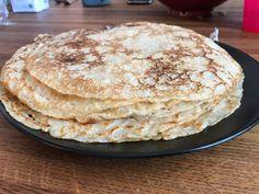 Veganska pannkakor | Jävligt gott - vegetarisk mat och vegetariska recept för alla, lagad enkelt och jävligt gott.