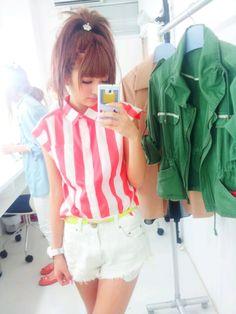 #sportsgirl gyaru Fashion