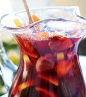 My favorite drink- Sangria!