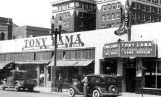 El Paso, Texas Tony Lama 1939