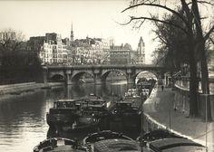 River Seine by Herbert Rader.