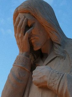 And Jesus Wept - from the Oklahoma City National Memorial